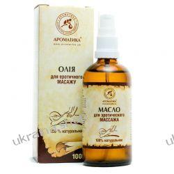 Olej do Masażu Erotycznego, 100% Naturalny, 100 ml Aromatika