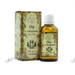 Olej z Ostropestu (Ostropest), 50 ml, 100% Naturalny  Mydła