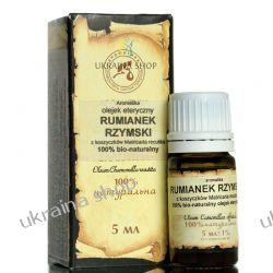 Olejek Rumiankowy, Rumianek Blękitny (Oleum Chamomilla recutita) 100% Naturalny, 5 ml  Aromatika