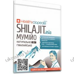 Mumijo Shilajit, Mumijo z Gór Tien Szan, 5 g Stawy, kości, mięśnie