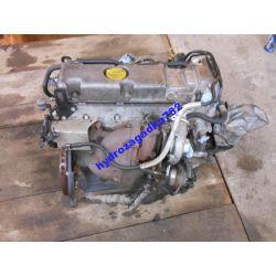 silnik kompletny opel vectra astra zafira 2.0 dti