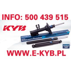 KYB 441043 AMORTYZATOR NISSAN MICRA 83-92 - TYL OLEJ PREMIUM KAYABA...