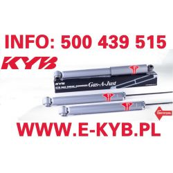 KYB 553243 AMORTYZATOR AUDI A3/ TT QUATTRO 96-99/ VW BORA (4WD) 99 - / GOLF IV (4WD) 97-99 TYL GAS-A-JUST KAYABA...