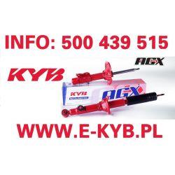KYB 741023 AMORTYZATOR (AGX - SPORT) HONDA CIVIC (EJ9, EK1/3/4, EJ6/7/8, EM1) 95-01 PRZOD KAYABA...