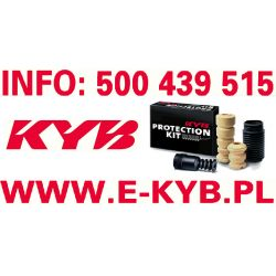 KYB 913121 ODBOJ/OSLONA AMORTYZATORA - MAZDA 121/ FORD ESCORT MK. VII, XR -3, RS (95 - 2.99)/ MAZDA LUCE, 929 L, 929 - TYL KPL. KPL KAYABA...