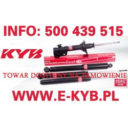 343086 Volkswagen Kafer Beetle Coccinelle Kever PRZOD, Volkswagen Transporter, Bus, Caravelle, Multivan PRZOD KYB KAYABA...