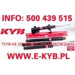 554005 Fiat 132 Argenta TYL, Fiat Polski 125 P,126 P,127 P,101 P Zastava,132 P, Polonez 150 TYL, Seat 132 TYL KYB KAYABA...