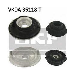 VKDA 35118 SKF VKDA35118 PODUSZKA AMORTYZATORA PRZOD KPL L/P AUDI A4 98 ; VW PASSAT 00-05 SZT SKF LOZYSKA AMORTYZATOROW [851819]...