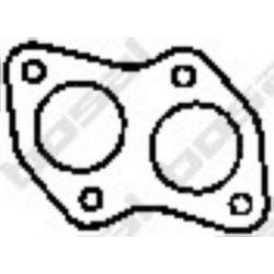 256-883 BSL 256-883 USZCZELKA KOLEKTORA - AUDI 50 VW GOLF 1,3 WARTBURG 1.3 BOSAL CZESCI MONTAZOWE BOSAL [859121]...