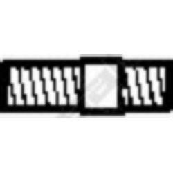 258-949 BSL 258-949 TLUMIK- AKCESORIA SRUBA-SZPILKA M 8X43 ALFA.RENAULT BOSAL CZESCI MONTAZOWE BOSAL [868893]...