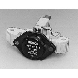 1 197 311 213 BO 1197311213 REGULATOR NAPIECIA ALTERNATORA 14V MERCEDES SPRINTER/VITO/DAEWOO MUSSO/VW LT SZT BOSCH ALTERNATORY I ROZRUSZNIKI [869126]...