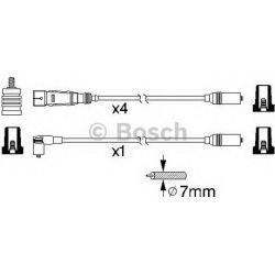 0 986 356 339 BO 0986356339 PRZEWOD ZAPLONOWY B339 - VW GOLF III/IV/PASSAT/VENTO/POLO KPL BOSCH PRZEWODY ZAPLONOWE BOSCH [874301]...