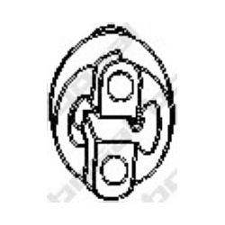 255-051 BSL 255-051 WIESZAK TLUMIKA FORD MONDEO, TRANSIT GUMOWY BOSAL CZESCI MONTAZOWE BOSAL [874541]...