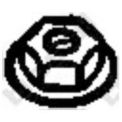 258-038 BSL 258-038 TLUMIK- AKCESORIA NAKRETKA M 8 NISSAN,BMW,HONDA BOSAL CZESCI MONTAZOWE BOSAL [885886]...
