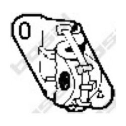 255-172 BSL 255-172 WIESZAK TLUMIKA CITROEN C3 1.4 HDI GUMOWY BOSAL CZESCI MONTAZOWE BOSAL [886619]...