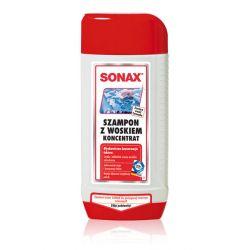 SC-S313200 PAR 313200 SZAMPON Z WOSKIEM KONCENTRAT 500ML SONAX ATAS - SONAX KOSMETYKI SONAX [898934]...