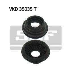 VKD 35035 T SKF VKD35035T LOZYSKO AMORTYZATORA PRZOD L/P VOLVO S40/V50 FORD/MAZDA (ZESTAW 2 SZT) KPL SKF LOZYSKA AMORTYZATOROW [948964]...