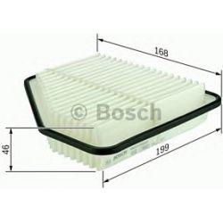 F026400132 BO F026400132 FILTR POWIETRZA HONDA CIVIC 1.4 09 SZT BOSCH FILTRY BOSCH [951326]...