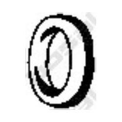 255-338 BSL 255-338 WIESZAK TLUMIKA ALFA,AUDI,BMW,CITROEN GUMOWY BOSAL CZESCI MONTAZOWE BOSAL [1009436]...