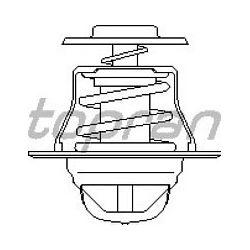 100 573 HP 100 573 TERMOSTAT VW GOLF II/III 1,0/1,3/1,4/1,6 POLO 94 84 STOPNIE OE 030121113 SZT HANS PRIES MULTILINIA HANS PRIES [850020]...