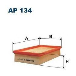 AP 134 F AP134 FILTR POWIETRZA RENAULT LAGUNA 2,2D RN RT RXE SZT FILTRY FILTRON [850025]...