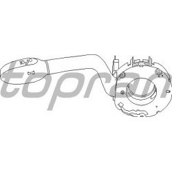 104 036 HP 104 036 PRZELACZNIK POD KIEROWNICE ZESPOLONY VW POLO 94-01 OE 6N0953513 SZT HANS PRIES MULTILINIA HANS PRIES [850109]...
