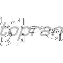 107 833 HP 107 833 PRZELACZNIK ZESPOLONY POD KIEROWNICE VW PASSAT 96 OE 4B0953503E SZT HANS PRIES MULTILINIA HANS PRIES [850112]...