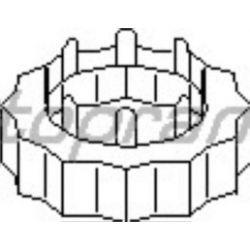 104 128 HP 104 128 HANS-PRIES ZABEZPIECZENIE NAKRETKI PIASTY TYL VW 104 128 DE5 OE 803501221 SZT HANS PRIES MULTILINIA HANS PRIES [850414]...