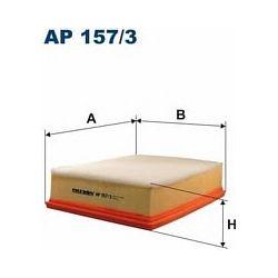AP 157/3 F AP157/3 FILTR POWIETRZA VW CARAVELLA/TRANSPORTER 2.5TDI 95- SZT FILTRY FILTRON [851274]...