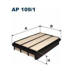 AP 109/1 F AP109/1 FILTR POWIETRZA ISUZU TROOPER 3.2I OPEL MONTEREY SZT FILTRY FILTRON [852136]...
