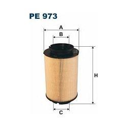 PE 973 F PE973 FILTR PALIWA AUDI SEAT SKODA VW SZT FILTRY FILTRON [853850]...