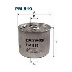 PM 819 F PM819 FILTR PALIWA ZUK/LUBLIN AUTOSAN, DAF,ZUK DIE SZT FILTRY FILTRON [854649]...