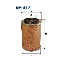 AM 417 F AM417 FILTR POWIETRZA MERCEDES 230G 230GE S102 240GD SZT FILTRY FILTRON [854782]...