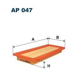 AP 047 F AP047 FILTR POWIETRZA MAZDA 323 1,7D SZT FILTRY FILTRON [854948]...