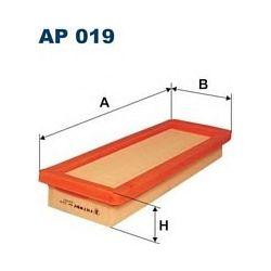 AP 019 F AP019 FILTR POWIETRZA FIAT 126P FIAT 126P BIS SZT FILTRY FILTRON [855023]...