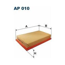 AP 010 F AP010 FILTR POWIETRZA MERCEDES 190D 2,0-W201 200D200TD W124 SZT FILTRY FILTRON [855050]...
