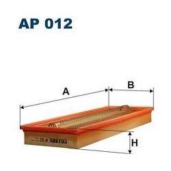 AP 012 F AP012 FILTR POWIETRZA MERCEDES 300D-W124 300GD6CYL 350GDT SZT FILTRY FILTRON [855080]...