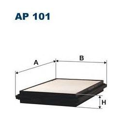 AP 101 F AP101 FILTR POWIETRZA HONDA ACCORD 2,0I-12V 16V SZT FILTRY FILTRON [855267]...