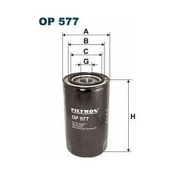 OP 577 F OP577 FILTR OLEJU NISS PATROL 3,2I D 4WD PATROL SZT FILTRY FILTRON [855295]...