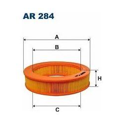 AR 284 F AR284 FILTR POWIETRZA WKLAD FILTRA POWIETRZA DO AK 284S SZT FILTRY FILTRON [856496]...