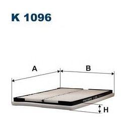 K 1096 F K1096 FILTR KABINOWY FORD MAVERICK/NISSAN PRIMERA P11/TERRANO 93 SZT FILTRY FILTRON [858212]...