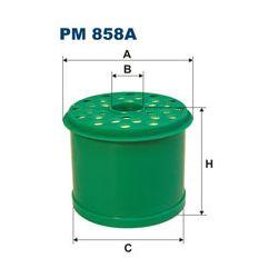 PM 858A F PM858A FILTR PALIWA CITROEN XANTIA 1,9D/TD ZX PEUGOT SZT FILTRY FILTRON [859415]...