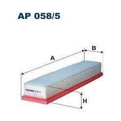 AP 058/5 F AP058/5 FILTR POWIETRZA CITROEN C4/PEUGEOT 307 04 ; WERSJA Z PREFILTREM 425X95X62 SZT FILTRY FILTRON [861029]...