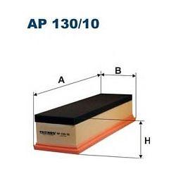 AP 130/10 F AP130/10 FILTR POWIETRZA CIT.BERLINGO II C3 1.1/1.4/1.6 01- PEUGEOT PARTNER II 1.4/1.6 SZT FILTRY FILTRON [862441]...