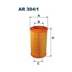 AR 304/1 F AR304/1 FILTR POWIETRZA NISSAN TERRANO II 2,7TD 96-97 SZT FILTRY FILTRON [863385]...