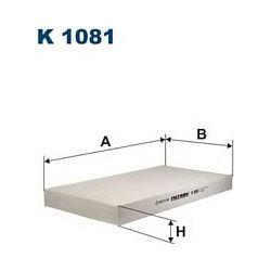 K 1081 F K1081 FILTR KABINOWY OPEL CORSA C SZT FILTRY FILTRON [863545]...