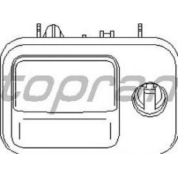 109 077 HP 109 077 KLAMKA WEWN VW GOLF III 92-97 SCHOWKA GOLF III OE 1H6857147 SZT HANS PRIES MULTILINIA HANS PRIES [864529]...