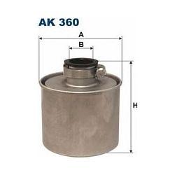 AK 360 F AK360 FILTR POWIETRZA VOLVO F FILTR KOMPRESORA SZT FILTRY FILTRON [864936]...