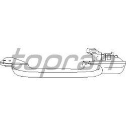 103 155 HP 103 155 KLAMKA ZEWN VW GOLF III 92-97 TYL L=P VENTO OE 1H4839205 SZT HANS PRIES MULTILINIA HANS PRIES [867638]...