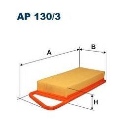 AP 130/3 F AP130/3 FILTR POWIETRZA CITROEN C3 1.4HDI 3/02- FORD FIESTA SZT FILTRY FILTRON [868369]...